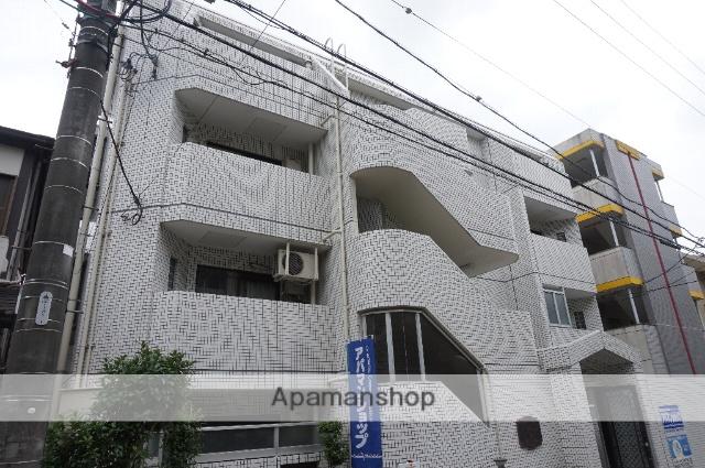 愛知県名古屋市千種区、東山公園駅徒歩5分の築31年 4階建の賃貸マンション