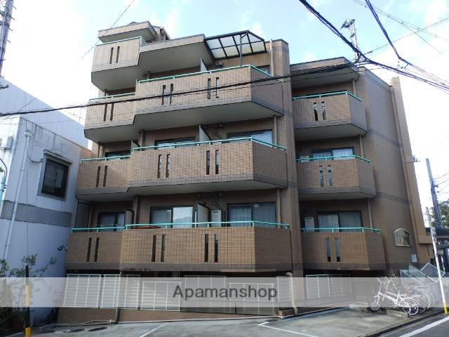愛知県名古屋市千種区、今池駅徒歩11分の築17年 4階建の賃貸マンション