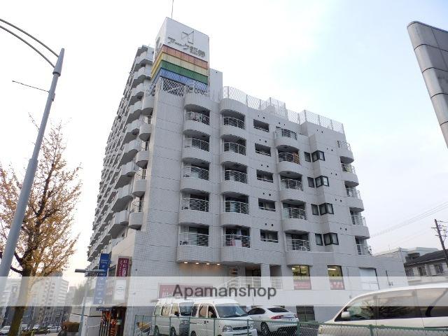 愛知県名古屋市千種区、今池駅徒歩15分の築33年 7階建の賃貸マンション