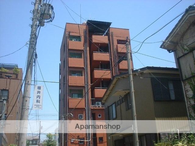 愛知県名古屋市千種区、本山駅徒歩8分の築36年 7階建の賃貸マンション