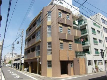 愛知県名古屋市千種区、今池駅徒歩5分の築12年 4階建の賃貸マンション