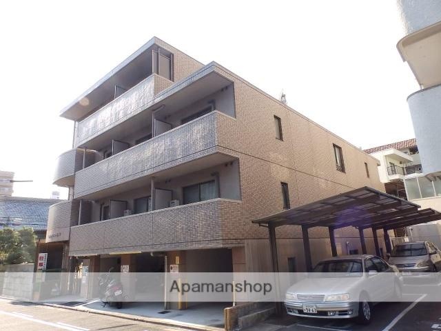 愛知県名古屋市千種区、今池駅徒歩8分の築18年 4階建の賃貸マンション