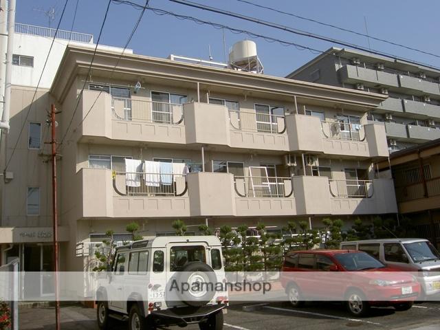 愛知県名古屋市千種区、覚王山駅徒歩12分の築38年 3階建の賃貸アパート