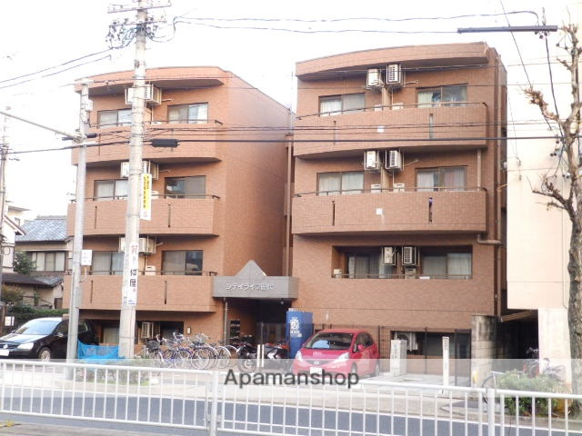 愛知県名古屋市千種区、池下駅徒歩15分の築14年 4階建の賃貸マンション