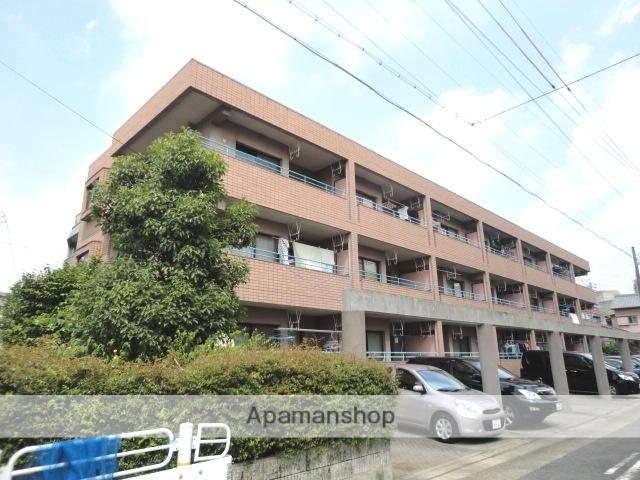 愛知県名古屋市千種区、覚王山駅徒歩10分の築27年 3階建の賃貸マンション