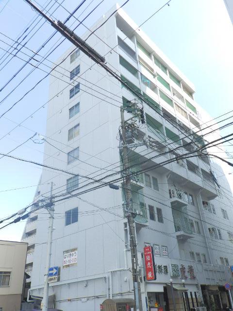 愛知県名古屋市千種区、今池駅徒歩6分の築43年 10階建の賃貸マンション