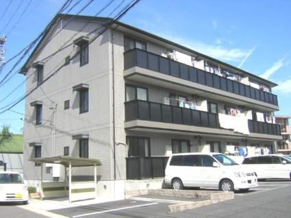 愛知県名古屋市北区、味美駅徒歩13分の築16年 3階建の賃貸アパート