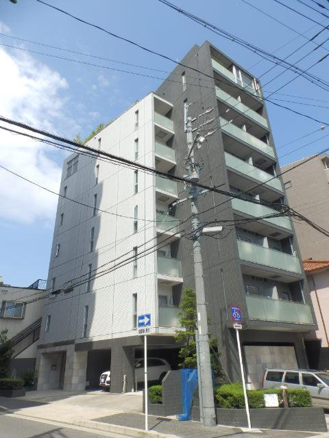 愛知県名古屋市千種区、池下駅徒歩11分の築12年 8階建の賃貸マンション
