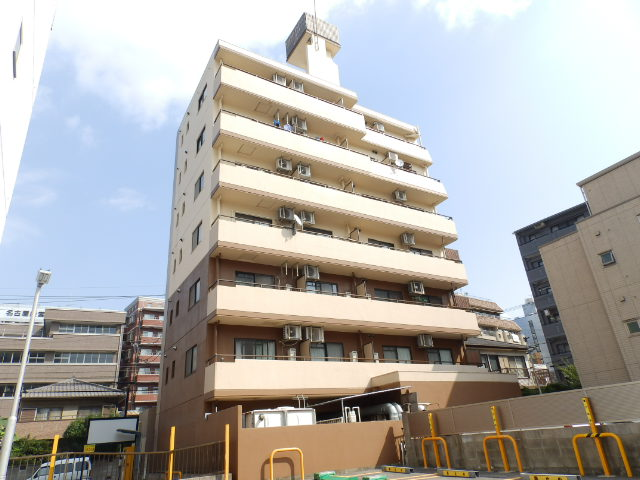 愛知県名古屋市千種区、今池駅徒歩7分の築28年 7階建の賃貸マンション