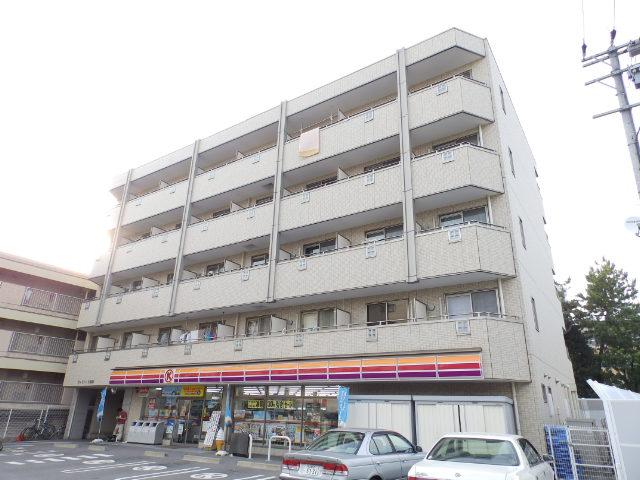 愛知県名古屋市昭和区、荒畑駅徒歩10分の築9年 5階建の賃貸マンション