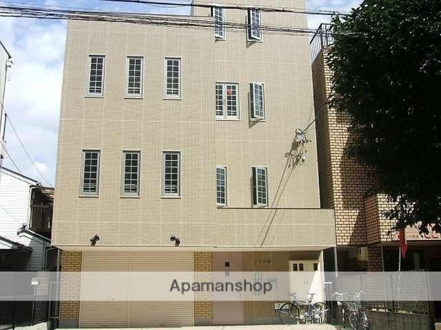 愛知県名古屋市千種区、池下駅徒歩12分の築10年 3階建の賃貸マンション