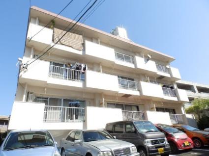 愛知県名古屋市千種区、本山駅徒歩8分の築42年 3階建の賃貸マンション