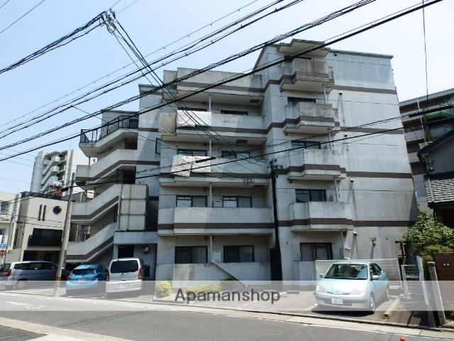 愛知県名古屋市千種区、池下駅徒歩14分の築21年 5階建の賃貸マンション
