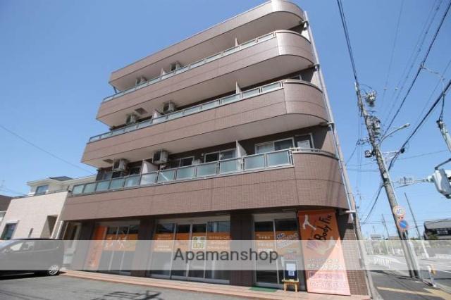 愛知県名古屋市中川区、春田駅徒歩17分の築12年 4階建の賃貸マンション