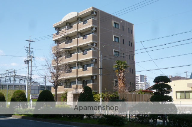 愛知県名古屋市中川区、小本駅徒歩12分の築14年 6階建の賃貸マンション