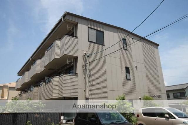 愛知県名古屋市中川区、伏屋駅徒歩24分の築18年 3階建の賃貸マンション