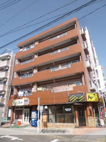 愛知県名古屋市中川区、荒子駅徒歩12分の築30年 5階建の賃貸マンション