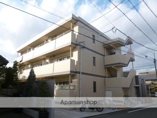愛知県名古屋市港区、中島駅徒歩30分の築5年 3階建の賃貸マンション