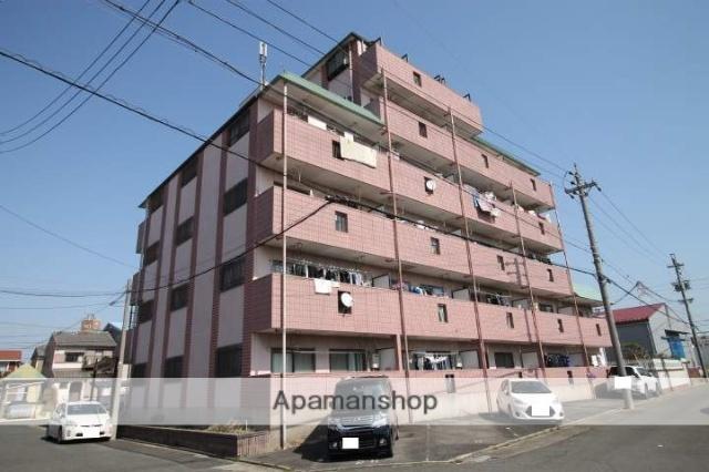 愛知県名古屋市港区、荒子川公園駅徒歩22分の築22年 6階建の賃貸マンション