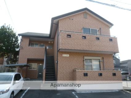 愛知県名古屋市中川区、荒子駅徒歩9分の築14年 2階建の賃貸アパート