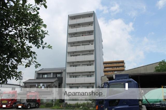 愛知県名古屋市港区、名古屋競馬場前駅徒歩29分の築5年 9階建の賃貸マンション