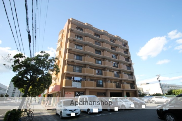 愛知県名古屋市中川区、荒子駅徒歩11分の築23年 7階建の賃貸マンション