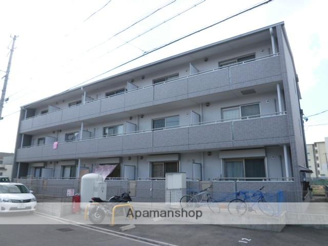 愛知県名古屋市中川区、春田駅徒歩14分の築10年 3階建の賃貸マンション