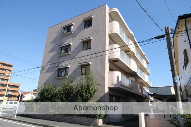 愛知県名古屋市中川区、烏森駅徒歩16分の築24年 4階建の賃貸マンション