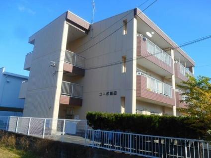 コーポ飯田[3LDK/64.52m2]の外観
