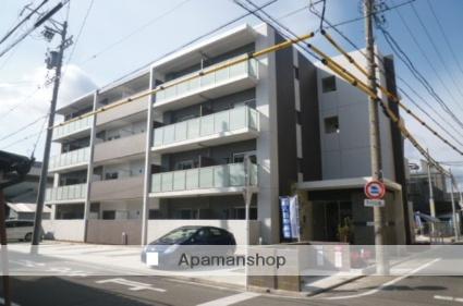 愛知県名古屋市中川区、尾頭橋駅徒歩15分の築1年 4階建の賃貸マンション