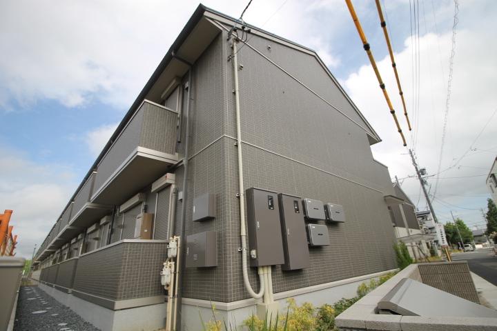 愛知県名古屋市中川区、八田駅徒歩25分の新築 2階建の賃貸アパート