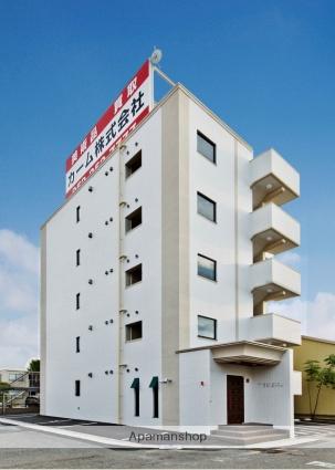 愛知県名古屋市中川区、米野駅徒歩11分の新築 5階建の賃貸マンション