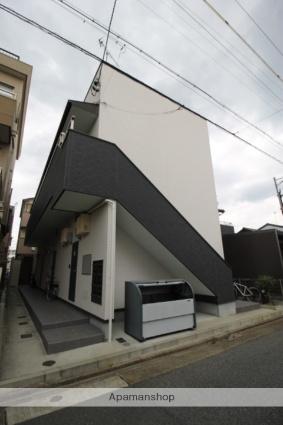 愛知県名古屋市中川区、日比野駅徒歩19分の築1年 2階建の賃貸アパート