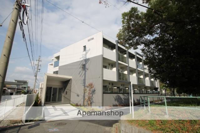 愛知県名古屋市中川区、烏森駅徒歩9分の新築 3階建の賃貸マンション