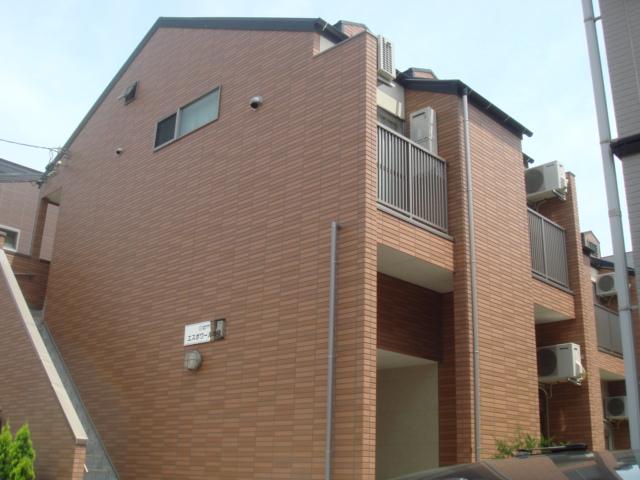 愛知県名古屋市中村区、中村日赤駅徒歩9分の築8年 2階建の賃貸アパート
