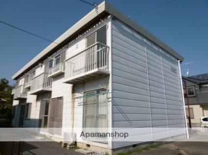 愛知県名古屋市中川区、伏屋駅徒歩27分の築30年 2階建の賃貸アパート