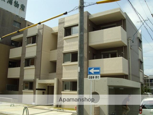 愛知県名古屋市中村区、米野駅徒歩11分の築5年 3階建の賃貸マンション