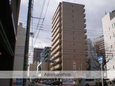 愛知県名古屋市中村区、名古屋駅徒歩5分の築4年 13階建の賃貸マンション