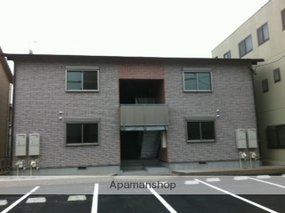 愛知県名古屋市中川区、八田駅徒歩20分の築4年 2階建の賃貸アパート