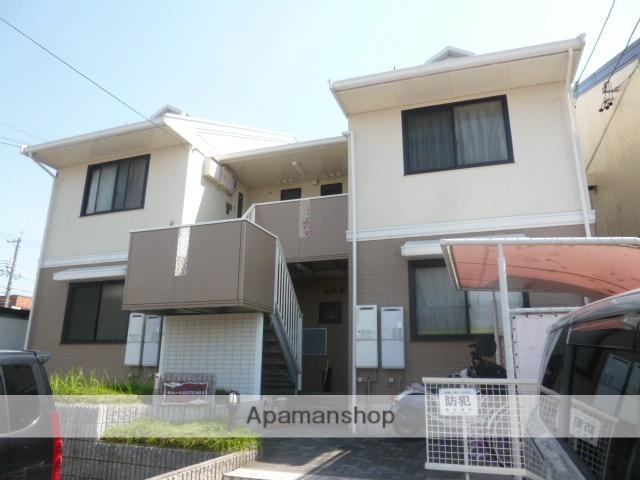 愛知県名古屋市中川区、春田駅徒歩16分の築25年 2階建の賃貸アパート