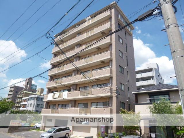愛知県名古屋市中川区、荒子駅徒歩5分の築15年 8階建の賃貸マンション