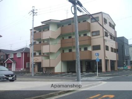 愛知県名古屋市港区、高畑駅市バスバス22分八百島下車後徒歩4分の築19年 4階建の賃貸マンション