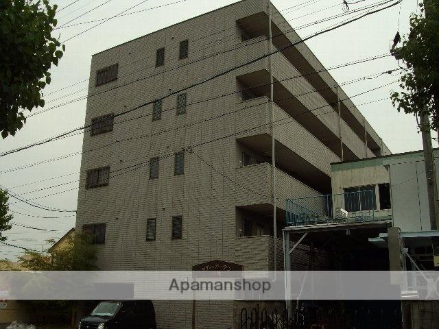 愛知県名古屋市港区、中島駅徒歩18分の築17年 5階建の賃貸マンション