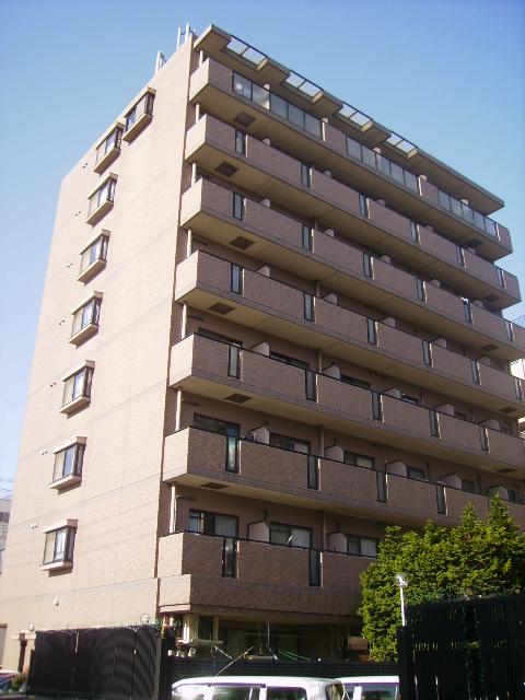愛知県名古屋市中村区、名古屋駅徒歩4分の築21年 8階建の賃貸マンション