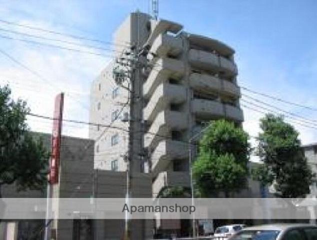 愛知県名古屋市中村区、中村日赤駅徒歩10分の築16年 7階建の賃貸マンション