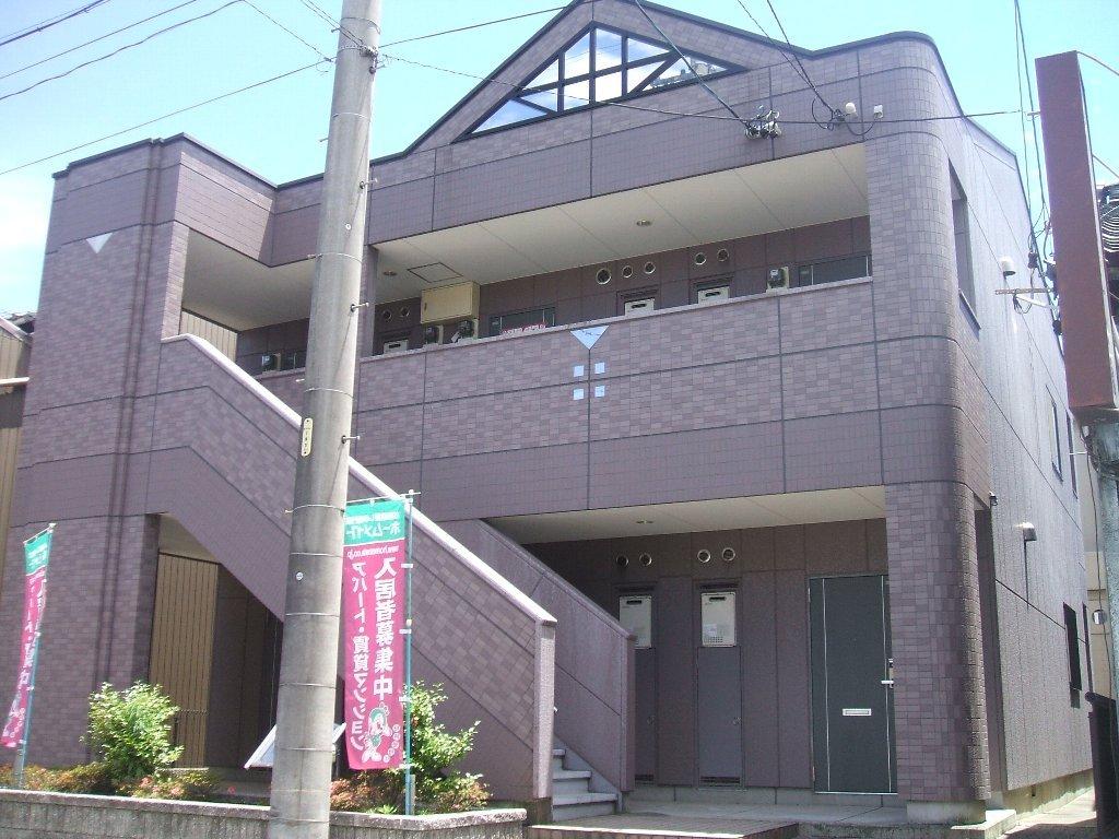 愛知県名古屋市中川区、南荒子駅徒歩20分の築15年 2階建の賃貸アパート