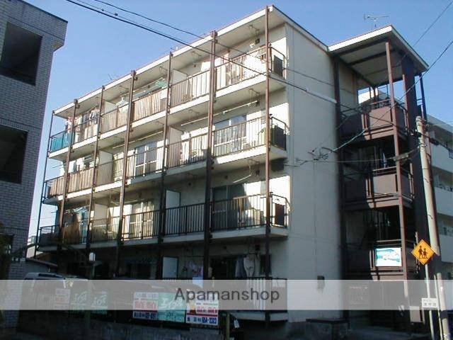 愛知県名古屋市港区、六番町駅徒歩21分の築39年 4階建の賃貸マンション