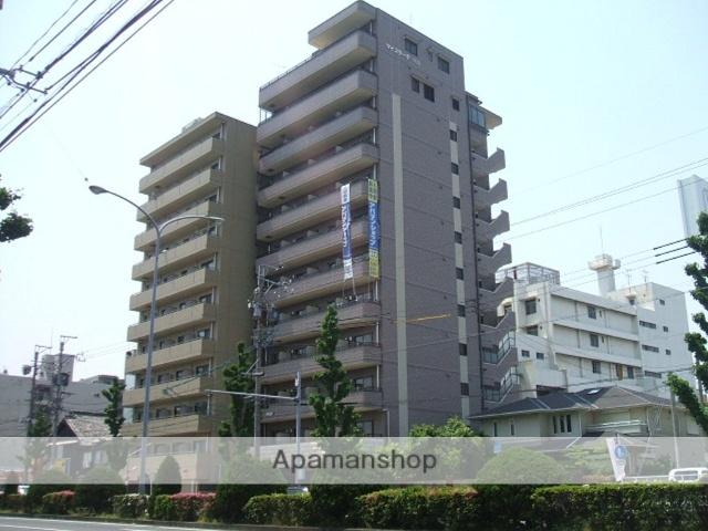 愛知県名古屋市中村区、名古屋駅徒歩9分の築9年 12階建の賃貸マンション