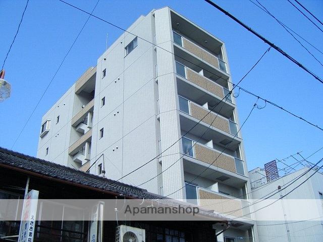 愛知県名古屋市中村区、中村日赤駅徒歩11分の築9年 7階建の賃貸マンション