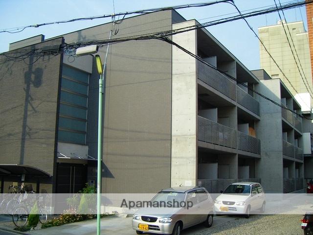 愛知県名古屋市中村区、米野駅徒歩15分の築9年 3階建の賃貸マンション